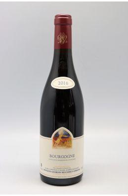 Mugneret Gibourg Bourgogne 2016