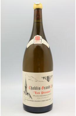 Vincent Dauvissat Chablis Grand cru Les Preuses 2014 Magnum