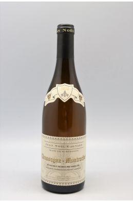 Jean Noel Gagnard Chassagne Montrachet 1er cru Blanchot Dessus 2010