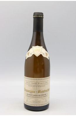 Jean Noel Gagnard Chassagne Montrachet 1er cru Blanchot Dessus 2012