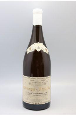 Jean Noel Gagnard Chassagne Montrachet 1er cru Les Caillerets 2010 Magnum