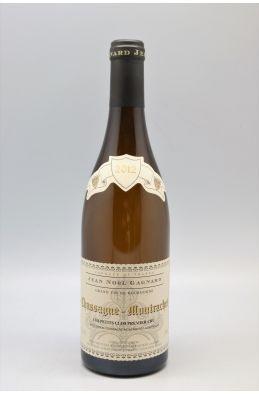Jean Noel Gagnard Chassagne Montrachet 1er cru Les Petits Clos 2012