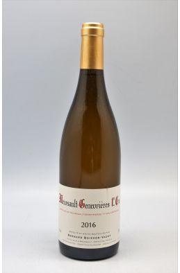 Boisson Vadot Meursault 1er cru Genevrières 2016