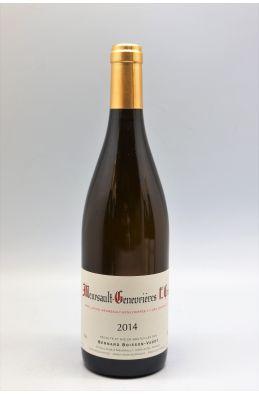 Boisson Vadot Meursault 1er cru Genevrières 2014