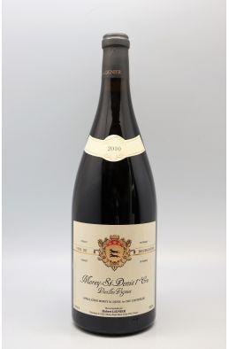 Hubert Lignier Morey Saint Denis 1er Cru Vieilles Vignes 2010 Magnum