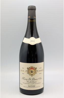 Hubert Lignier Morey Saint Denis 1er Cru Vieilles Vignes 2012 Magnum
