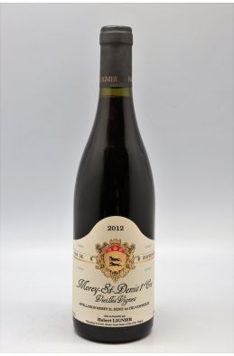 Hubert Lignier Morey Saint Denis 1er Cru Vieilles Vignes 2012