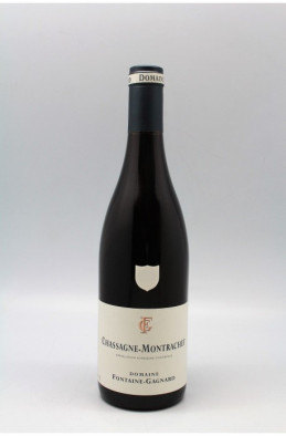 Fontaine Gagnard Chassagne Montrachet 2019 rouge