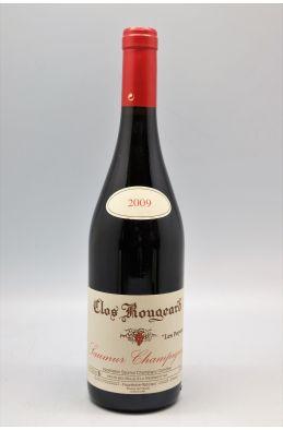 Clos Rougeard Saumur Champigny Les Poyeux 2009