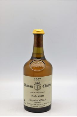 Jean Macle Château Chalon 2007 62cl