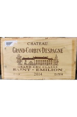 Grand Corbin Despagne 2014 OWC