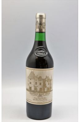 Haut Brion 1981