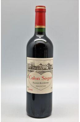 Calon Ségur 2005