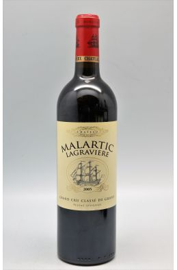 Malartic Lagravière 2005
