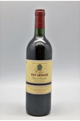 Clos Puy Arnaud 2003