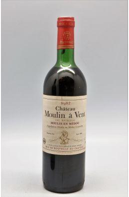 Château du Moulin à Vent 1982 -10% DISCOUNT !
