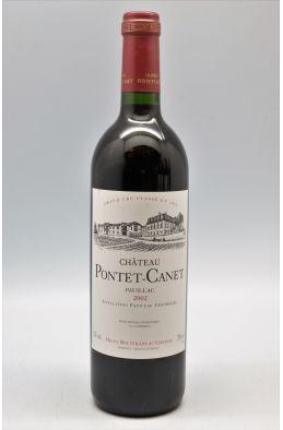 Pontet Canet 2002