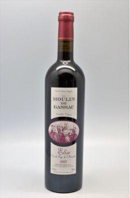 Moulin de Gassac Elise Vieilles Vignes 2003