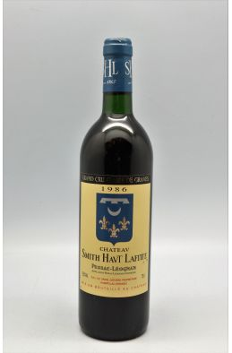 Smith Haut Lafitte 1986