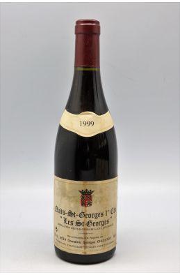 Chicotot Nuits Saint Georges 1er cru Les Saint Georges 1999