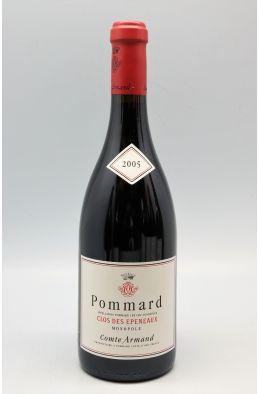 Comte Armand Pommard 1er cru Clos des Epeneaux 2005