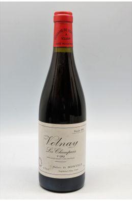 De Montille Volnay 1er cru Les Champans 1999