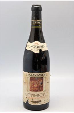Guigal Côte Rôtie La Landonne 1989 -5% DISCOUNT !