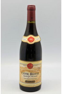 Guigal Côte Rôtie Brune et Blonde 1991