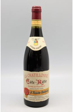 Vidal Fleury Côte Rôtie La Chatillonne 2003
