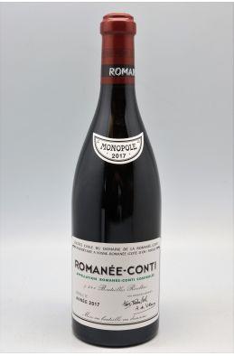 Romanée Conti 2017