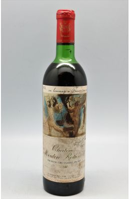 Mouton Rothschild 1973 -10% DISCOUNT !