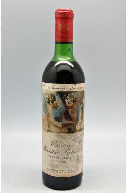 Mouton Rothschild 1973 - PROMO -10% !