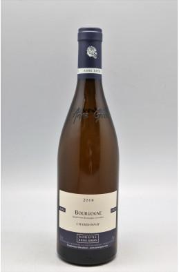 Anne Gros Bourgogne 2018 blanc