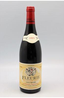 Chignard Fleurie Cuvée Spéciale 2005