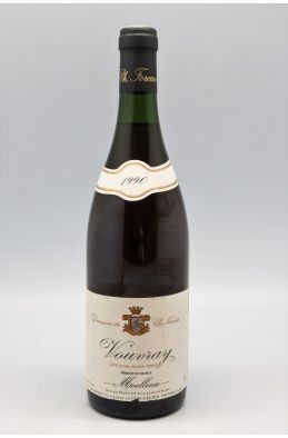 Foreau Vouvray Moelleux 1990