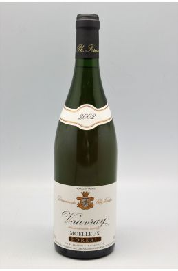 Foreau Vouvray Moelleux 2002