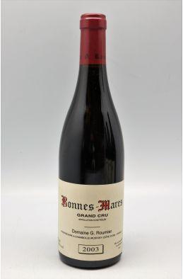 Georges Roumier Bonnes Mares 2003