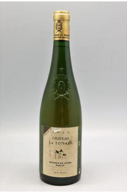 La Tomazé Côteaux du Layon Rabelay 1990