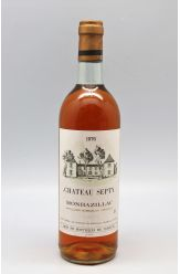 Septy Monbazillac 1976