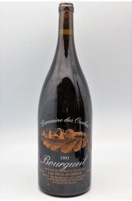 Domaine des Ouches Bourgueil 1993 Magnum