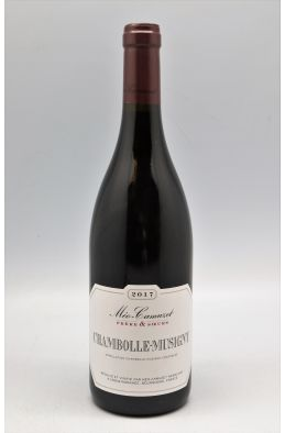 Méo Camuzet Chambolle Musigny 2018