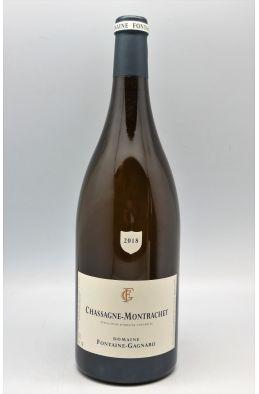 Fontaine Gagnard Chassagne Montrachet 2018 Magnum