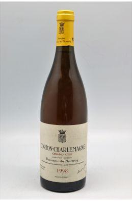 Bonneau Du Martray Corton Charlemagne 1998