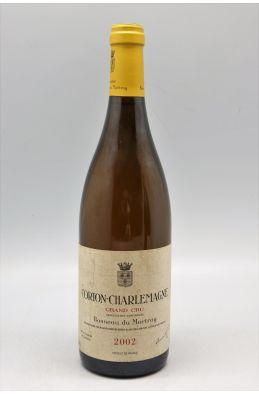 Bonneau Du Martray Corton Charlemagne 2002
