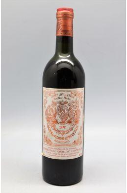 Pichon Longueville Baron 1978 -15% DISCOUNT !