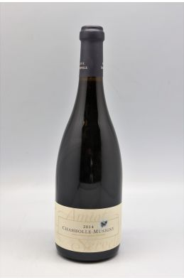 Amiot Servelle Chambolle Musigny 2014 -5% DISCOUNT !