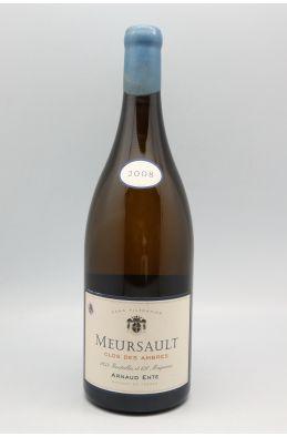 Arnaud Ente Meursault Clos des Ambres 2008 Magnum - PROMO -5% !