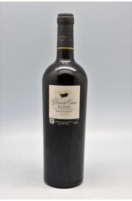 Ostatu Gloria de Ostatu Rioja Alavesa 2002