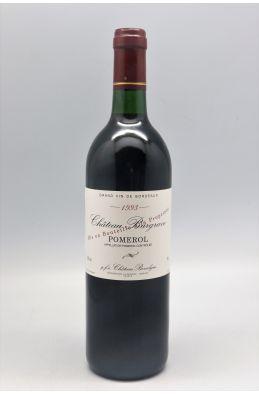 Burgrave 1993