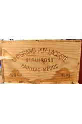 Grand Puy Lacoste 1998 OWC